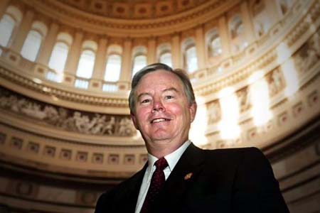 Rep. Joe Barton Interview: One Lawmaker's Fight for Internet Privacy