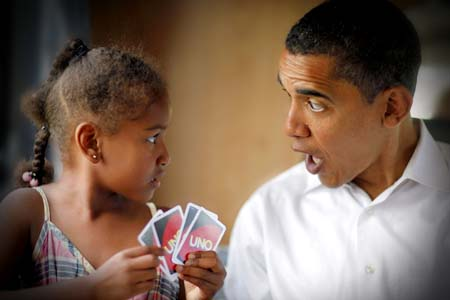 Obama to Daughter: 'You're Not Old Enough for an IPhone'. Here's Why.