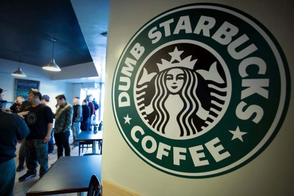 This Coffee Shop Just Served Starbucks a Grande Cup of… Boom! Roasted!