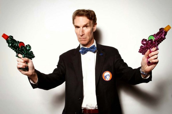 Bill Nye Thoroughly Destroys These Poverty and Disease Myths.