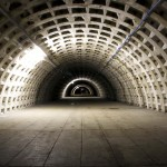 This Looks Like an Underground Bomb Shelter. And It Is. But See What's Growing Inside and… Whoa!