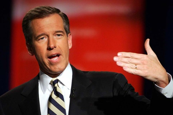 Brian Williams Has 99 Problems, But This Ain't One.