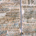On Google Maps, This Looks Like a Secret Military Base In Arizona. But Zoom In and… Mind Blown!