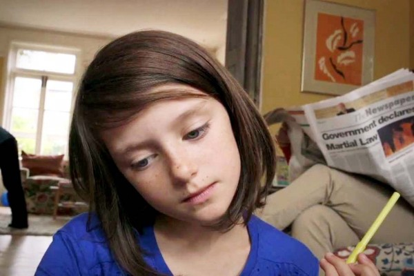 Watch This Girl Grow Up In Just 35 Seconds. The Surprising Twist Will Leave You Speechless.