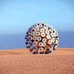 A Destructable Ball That's Blowing Up Unexploded Land Mines.