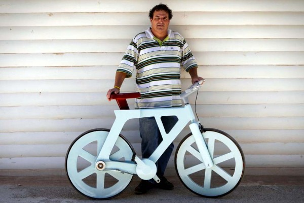 This Bicycle Costs $20. What It's Made Of Is Incredible.