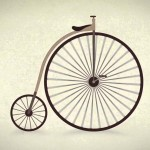 The 300-Year Evolution of the Bicycle In 55 Delightful Seconds.