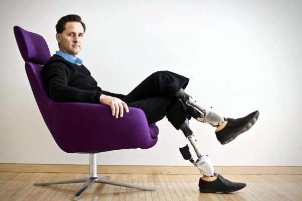 Artificial Legs That Climb and Dance — And That's Just the Beginning.