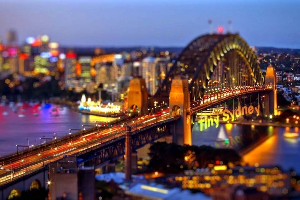This Toy Paradise Is Actually a Mind-Blowing Video of Sydney That You Have to See.