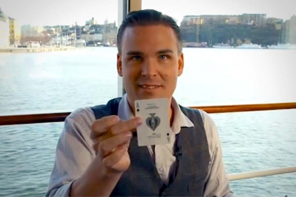 This Magician's Best Trick Is Getting You to Move to Sweden.