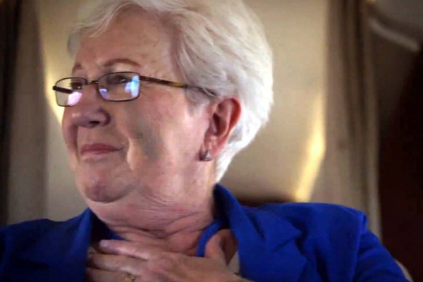 These Grandmas Were Asked to Fly for the First Time. What Happens Next Is Priceless.