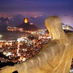 This Looks Like That Jesus Statue In Brazil. And It Is. But Wait 1 Minute and… Whoa!