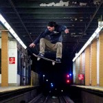 What Skateboarders Are Doing In New York's Subway Is Ridiculously Insane.