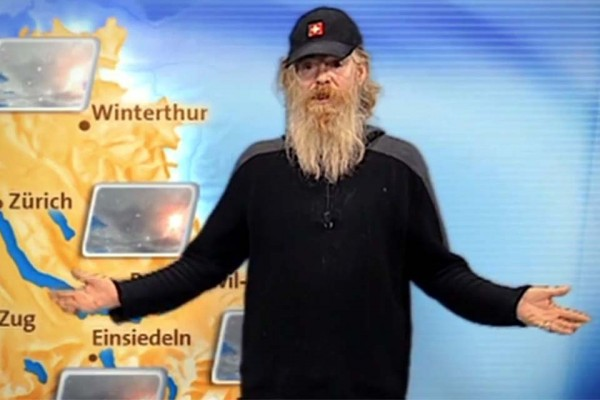 Take a Homeless Guy, Turn Him Into a Weatherman... and Watch What Happens Next.