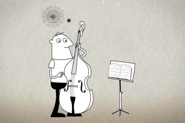 Some People Say That Music Makes You Smarter. After Watching This, I Might Have to Agree.