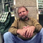 A Stranger Asks a Homeless Man to Borrow His Bucket. What Happens Next Will Move You to Tears.
