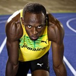 Usain Bolt Shows You How to Be Usain Bolt.