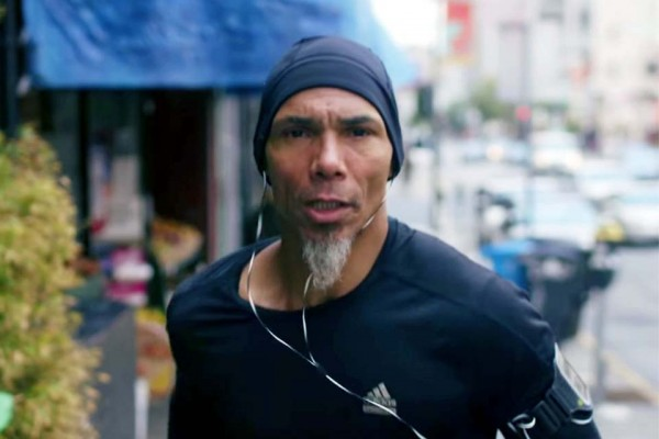 This Homeless Man Runs for 2 Hours Each Day. There's an Inspiring Reason Why.