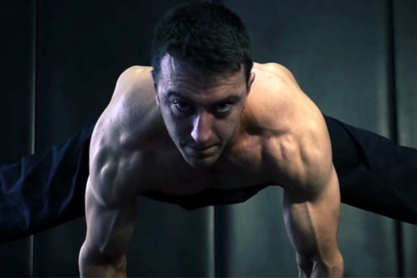 If You Think Breakdancing Is Hard, You Should See This Guy's Insane Workout.