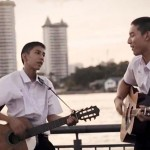 Why These Boys Are Playing Guitar On the Streets Made Me Cry. And I Never Cry.