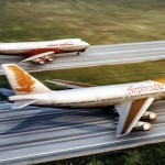 Take 2 Jumbo Jets, Drag Race Them Down a Runway… and Watch What Happens Next.
