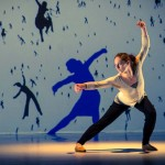 Take 2 Dancers, Give Them a Projector… and Watch What Happens Next.