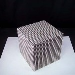 Watch a Magnet Cube Go From Perfection to Destruction In Just 35 Seconds.