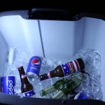 This Looks Like a Cooler Full of Budweiser. And It Is. But Close the Lid and… Whoa!