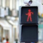 This Looks Like a Traffic Light at a Crosswalk. And It Is. But Try to Jaywalk and… Pure Genius!