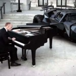 Take a Piano, Add a Cello and 3 Batmobiles… and Watch What Happens Next.