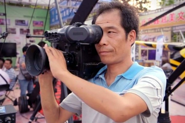 Some Guy In China Wired a GoPro Into an Old Broadcast Camera... and It Actually Works.