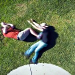 This Looks Like 2 Guys Fighting In a Park. And It Is. But Wait 10 Seconds and… Pure Genius!