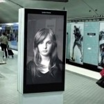 Watch a Powerful Twist Happen As a Subway Passes This Interactive Ad.