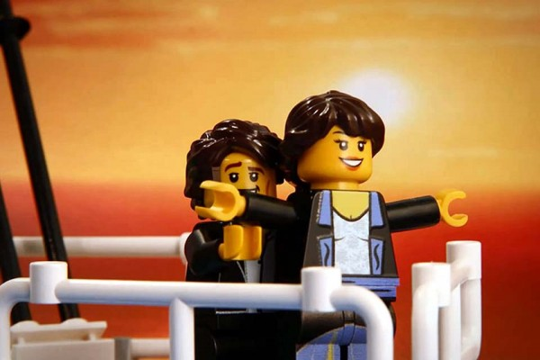 60 Iconic Films Remade With Legos. And It's Perfect.